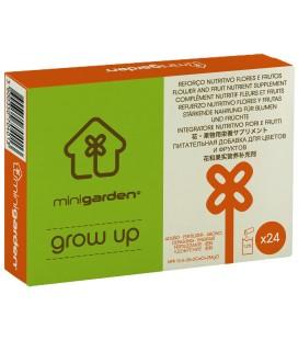 Grow Up Orange - Fleurs et Fruits