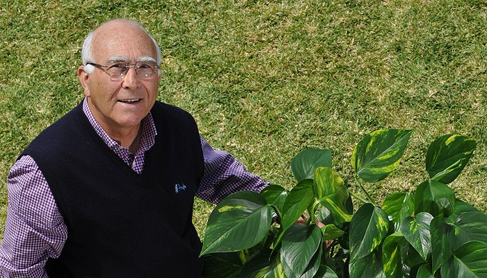 Manuel Rodrigues – le créateur du Minigarden