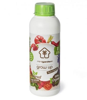 Minigarden Grow Up Pure Organic 1L