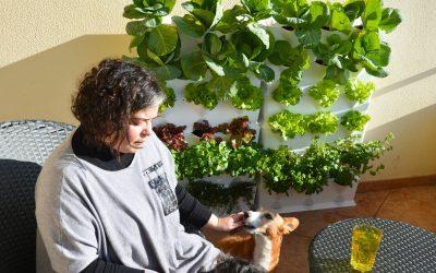 Dans le potager avec… Joana Lobato