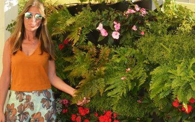 Dans le jardin avec… Carmen Ferreira